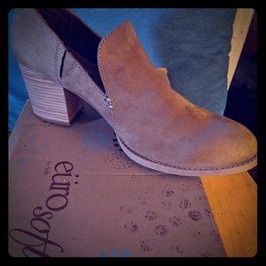 Taupe Eurosoft shoes